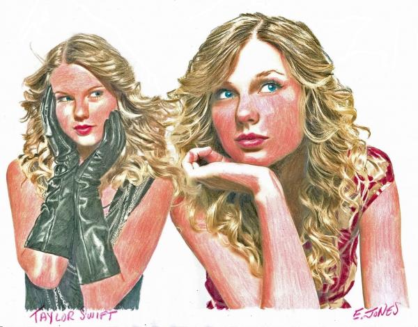Taylor Swift by jonese